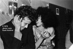 Libby Titus and Tom Waits