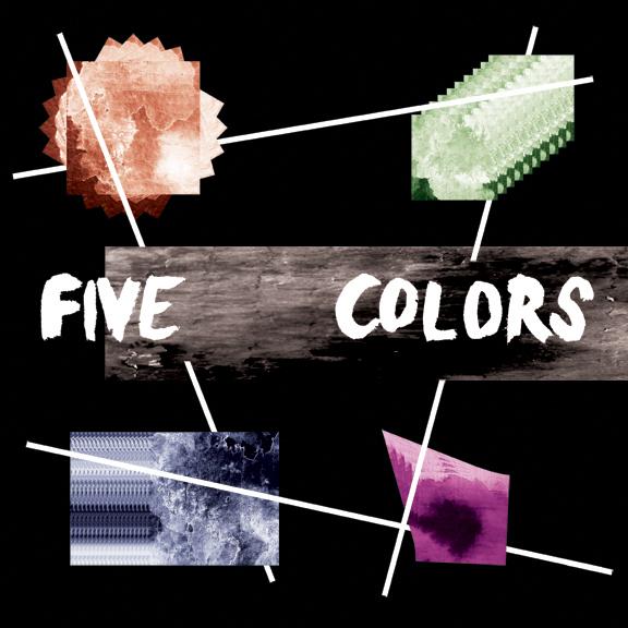 Album Five Colors by Truan Savage